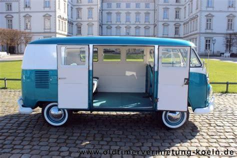 vw t1 kaufen vw bulli t1 de luxe blau bj 1965 classic car events oldtimer gmbh