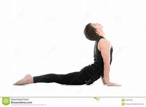 Man Yoga Cobra Pose Sun Salutation Surya Namaskar Royalty ...