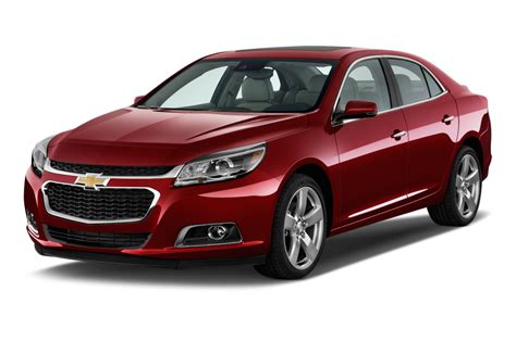 2018 Chevrolet Malibu Reviews And Rating Motor Trend