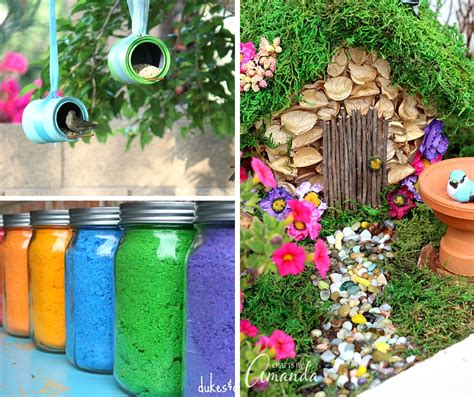Craftaholics Anonymous®  Summer Outdoor Crafts For Kids