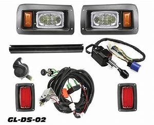 Club Car Ds Led Ultimate Light Kit   Turn Signals