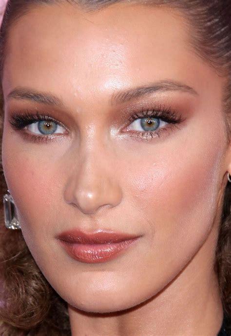 cfda awards    skin hair  makeup    red carpet bella hadid makeup