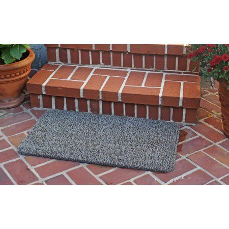 astroturf doormat astroturf high traffic door mat 18 quot x 30 quot desert taupe