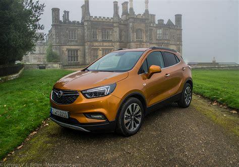 Nuova Opel Mokka Interni - opel mokka x il suv 4 215 4 della nuova generazione