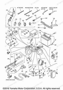 Yamaha Atv 2004 Oem Parts Diagram For Electrical
