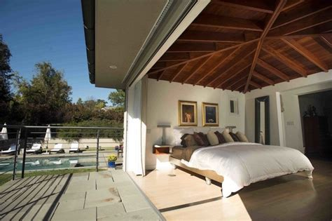 Backyard Bedroom by How To Incorporate Indoor Outdoor Living Into Your Home