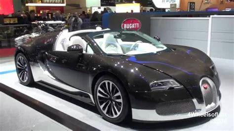 Bugatti Veyron Grand Sport Grey Carbon