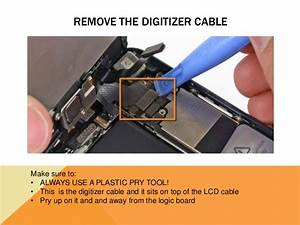 Hunky Dory Iphone 5 Tear Down And Repair Guide