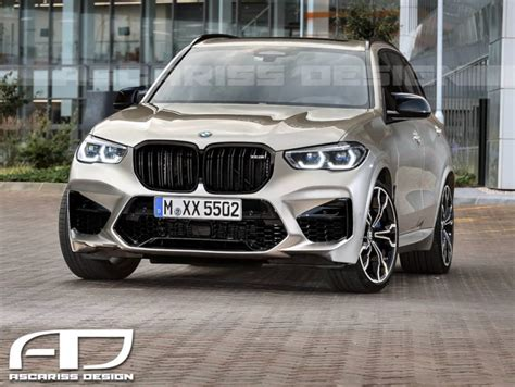 2020 Bmw X5 by New Rendering Of The 2020 Bmw X5 M