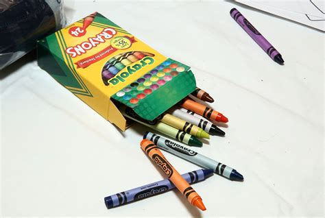 Crayola To Retire Crayon From 24-count Box