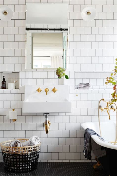 Bathroom White Tiles by 25 Best Ideas About White Tiles Grey Grout On