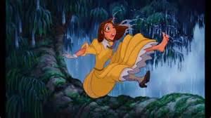 Walt Disney Tarzan Jane