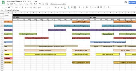 easy guide creating editorial calendar