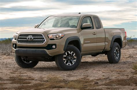 2017 Toyota Tacoma— Restraint, Solidity, Masculinity