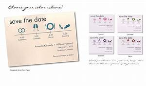 free save the date templates out of darkness With timeline for wedding invitations and save the dates