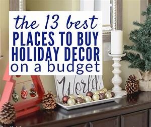 13 Favorite Places to Buy Holiday Decor on the Cheap