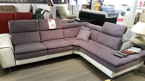 mobilier canapé canapé d 39 angle starlight 3 têtières manuelle et relax