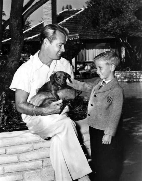 Alan Ladd and Son