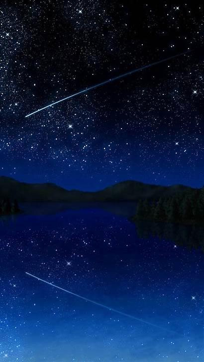 Shooting Stars Star Sky M8 Htc