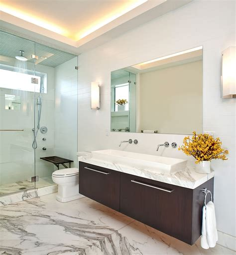 hot bathroom design trends