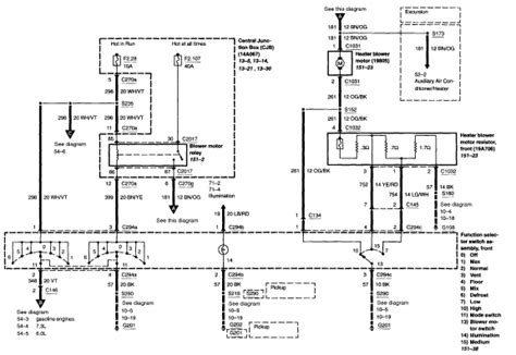 06 F250 Fuse Diagram For Diesel by 2003 F350 Blows Cold High Pressure Switch Same Problem