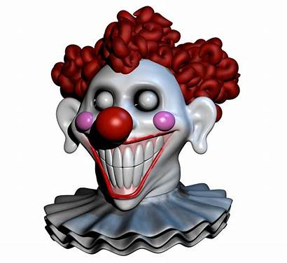 Clown Drawings Mysterious Wip Reddit Fivenightsatfreddys Redd