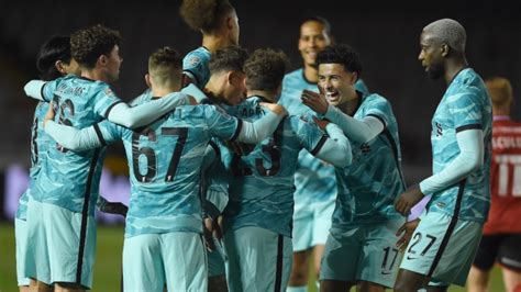 Lincoln City Vs. Liverpool: Score, Highlights Of Carabao ...