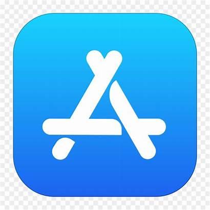 App Iphone Apple Icon Transparent Text