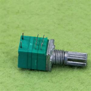 8pin Rv097ns Dual Potentiometer B50k With Switch Audio
