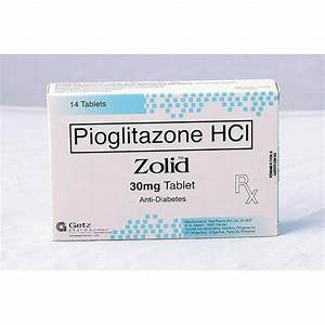 Antidiabetic Hypoglycemics Drugs - Pioglitazone Tablet Wholesaler from Mumbai Pioglitazone