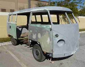 Purchase Used 1964 Vw Bus 13 Window Walk Through Deluxe