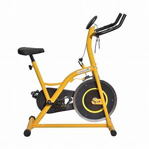 Soozier Soozier Upright Stationary Exercise Cycling Bike W