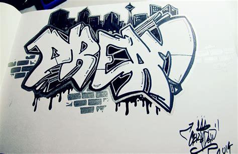 Graffiti Queen : Dream's Graffiti By Lilwolfiedewey On Deviantart