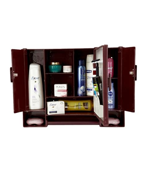 plastic storage cabinets india buy zahab plastic bathroom cabinets online at low price in