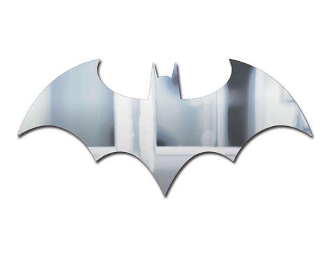 batman logo mirror 187 gadget flow