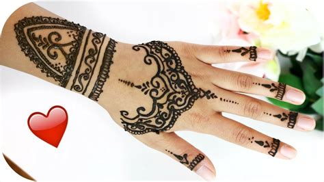 henna handgelenk henna tutorial 6 ganze und handgelenk sanny kaur