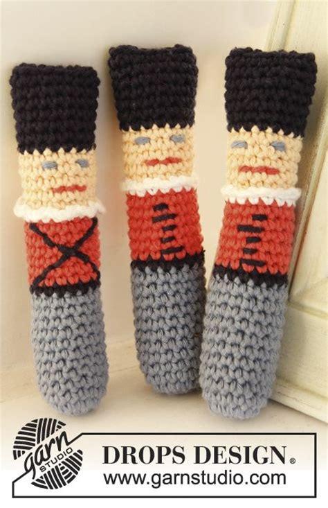 Flat Crochet Pattern Mini Stocking