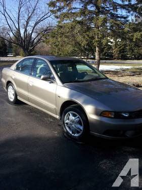 crystal ls for sale 2002 mitsubishi galant ls for sale in crystal lake