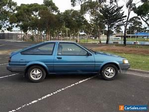 Car For Sale  1984 Toyota Sprinter Manual Ae86