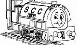 Thomas Coloring Train Pages Engine Tank Printable Caboose Pdf Colouring Printables Getcolorings Easy Express Simple Polar Trains Print Scc Getcoloringpages sketch template