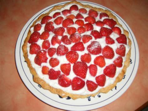 cuisine pour diabetiques et cholesterol tarte aux fraises quot pour diabétiques quot mère et fille