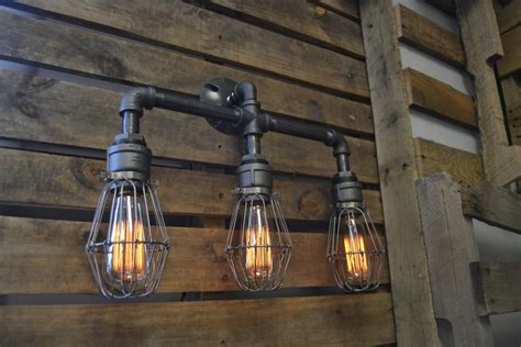 20 unconventional handmade industrial lighting designs you