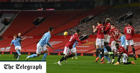 Manchester United vs Manchester City player ratings: Who ...
