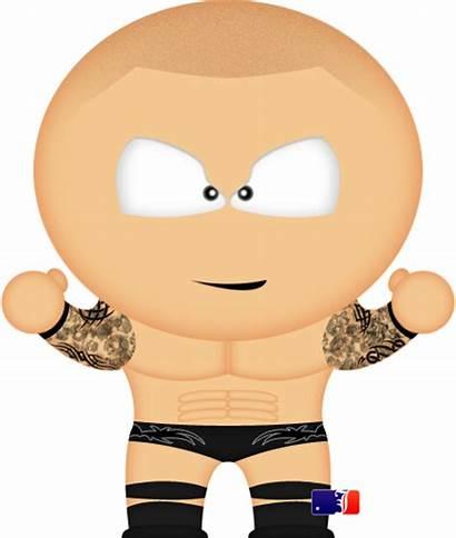 Wwe Drawing Orton Randy Superstars Deviantart Park
