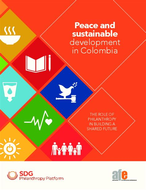 Peace And Sustainable Development In Colombia Issuelab