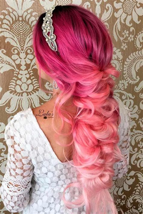 21 Loveliest Magenta Hair Color Ideas My Creations