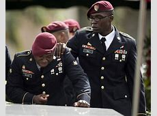 US Soldiers Died In Niger Due To Poor Training, Pentagon