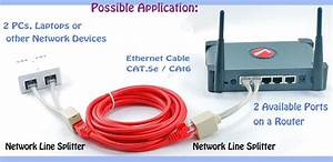 Crossover utp cable