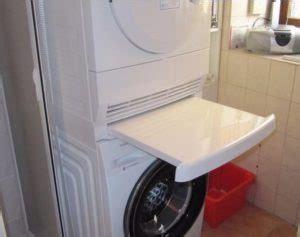 waschmaschine mit trockner verbinden zwischenbaurahmen trockner auf waschmaschine stellen