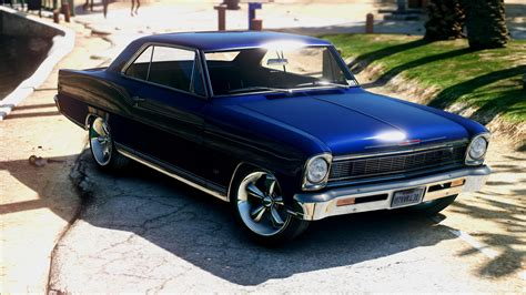 Chevrolet Nova Add Replace Tuning